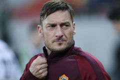 FRANCESCO TOTTI stock photography