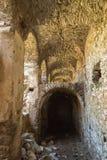 圣Francescu女修道院在Castifao附近的在可西嘉岛 库存图片