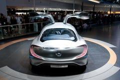 FRANCFORT, ALLEMAGNE - 25 SEPTEMBRE : Benz F125 de Mercedes Photographie stock