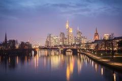 Francfort, Allemagne Photographie stock