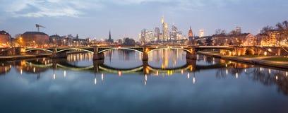 Francfort, Allemagne Photo libre de droits