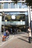 Francfort Apple Store Fotografía de archivo libre de regalías