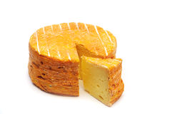 Franch cheese Stock Photography