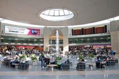 Franchigia dell'aeroporto di Ben Gurion immagini stock libere da diritti