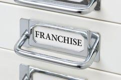 Franchise Royalty Free Stock Images