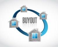franchises buyout illustration design Stock Photo
