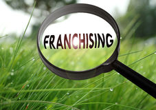 Franchising Stock Images