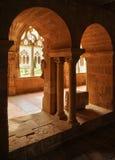 Francia, abadía de Cadouin en Perigord Fotografía de archivo