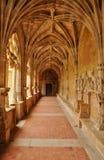Francia, abadía de Cadouin en Perigord Foto de archivo
