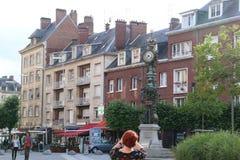 Francia Amiens julio de 2014 imágenes de archivo libres de regalías