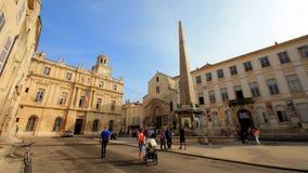 Francia - Arles imagenes de archivo