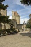Francia. Carcasona. Fotografía de archivo libre de regalías