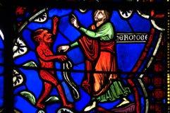 Francia, catedral de Bourges imagenes de archivo