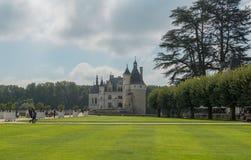 francia El castillo imágenes de archivo libres de regalías