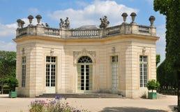 Francia, el estado de Marie Antoinette en el parc del PA de Versalles Imágenes de archivo libres de regalías