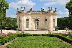 Francia, el estado de Marie Antoinette en el parc del PA de Versalles Imagen de archivo