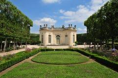 Francia, el estado de Marie Antoinette en el parc del PA de Versalles Fotos de archivo
