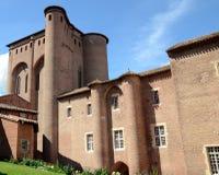 Francia, el Tarn, Albi, Palais de la Berbie Foto de archivo libre de regalías