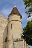 Francia, la abadía pintoresca de Royaumont en Val d Oise Fotos de archivo