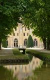 Francia, la abadía pintoresca de Royaumont en Val d Oise Fotos de archivo libres de regalías