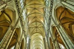Francia, la ciudad de Amiens en Picardie imagen de archivo