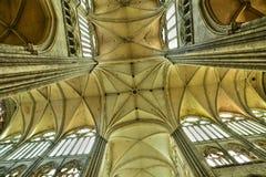 Francia, la ciudad de Amiens en Picardie foto de archivo libre de regalías