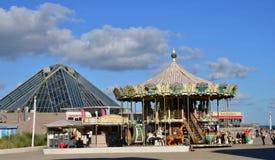 Francia, la ciudad pintoresca de Le Touquet Fotos de archivo