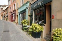 Francia, la ciudad pintoresca de Marly le Roi foto de archivo libre de regalías