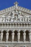 Francia; Lyon; Lyon; basílica de cuatro Imágenes de archivo libres de regalías