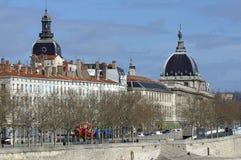Francia; Lyon; Lyon; la bóveda vieja del hospital Imagen de archivo