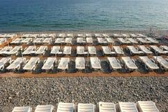 Francia, Niza: Riviera francesa Fotos de archivo