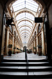 Francia, París: Galerie Vivienne Fotos de archivo libres de regalías