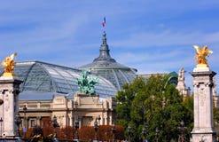 Francia, París: monumentos famosos Imagen de archivo