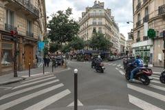 francia parís Paisaje de la ciudad Fotos de archivo