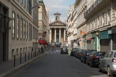 francia parís Paisaje de la ciudad foto de archivo