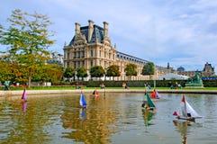 Francia, París: Palacio de la lumbrera Imagenes de archivo
