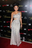 Francia Raisa at the 2012 Gracie Awards Gala, Beverly Hilton Hotel, Beverly Hills, CA 05-22-12 Royalty Free Stock Photo