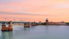 Francia - Toulouse fotos de archivo libres de regalías
