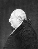 Francis Egerton, 3rd och sista hertig av Bridgewater Royaltyfria Bilder