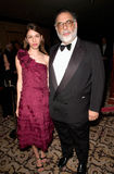 Francis Ford Coppola,Sophia Coppola. 11MAR2000: Director FRANCIS FORD COPPOLA & actress daughter SOPHIA COPPOLA at the Directors Guild of America Awards in Los Royalty Free Stock Photo