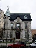 Francis J Dewey Mansion foto de stock