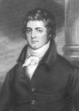 Francis Russell, quinto duca di Bedford Fotografie Stock