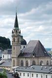 Franciscan Church stock image
