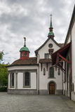 Franciscan Church, Lucerne Royalty Free Stock Photography