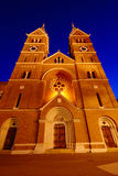 Franciscan Church, Maribor Stock Images