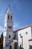 Franciscan Church. Shibenik (Sibenik) Royalty Free Stock Photos