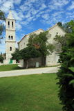 Franciscan church in Sibenik Stock Photography