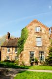 Franciscan Friary, Bishops House, Lichfield. Stock Photos