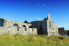 Franciscan Friary Co. Limerick Ireland Stock Photo
