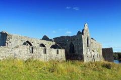 Franciscan Friary Co. Limerick Ireland Stock Photo